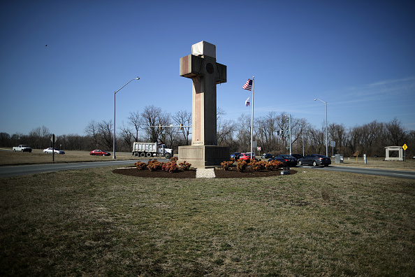 Religious Cross「Constitutionality Of Memorial Cross For WWI Military Fallen  In Maryland Debated」:写真・画像(7)[壁紙.com]