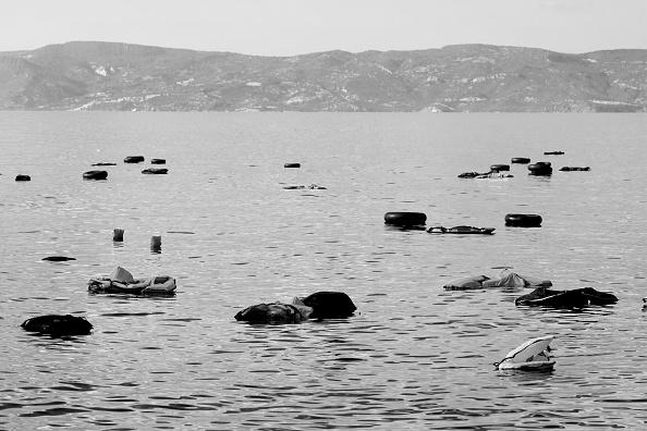 Tom Stoddart Archive「Refugees On Lesbos」:写真・画像(8)[壁紙.com]