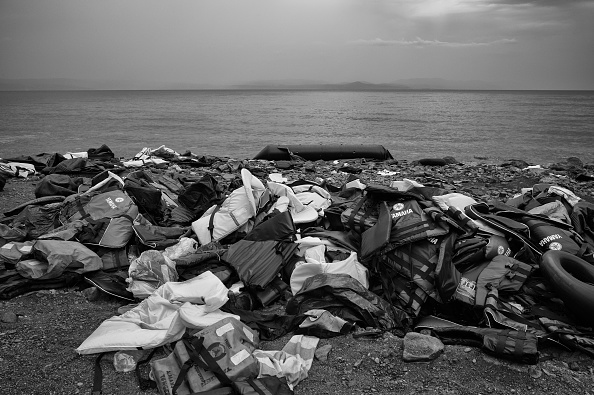 Tom Stoddart Archive「Refugees On Lesbos」:写真・画像(0)[壁紙.com]