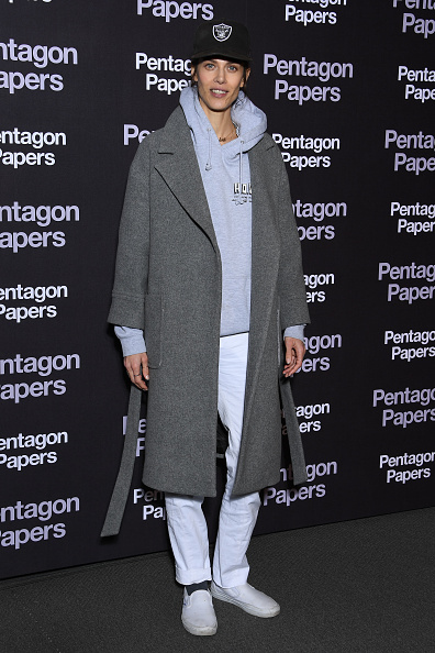 "Baseball Cap「""Pentagon Papers"" Paris Premiere At UGC Normandie」:写真・画像(5)[壁紙.com]"