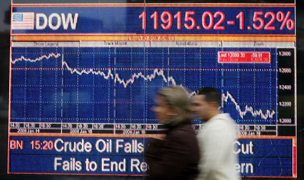 ファイナンス「Markets Nervous Amid Fears」:写真・画像(2)[壁紙.com]
