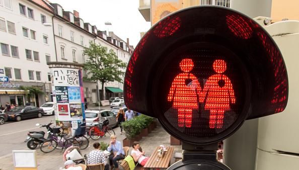 Germany「Munich Introduces Homosexual Pedestrian Light Figures」:写真・画像(11)[壁紙.com]