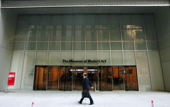 New York City Museum Of Modern Art「New Museum Of Modern Art Opens」:写真・画像(1)[壁紙.com]