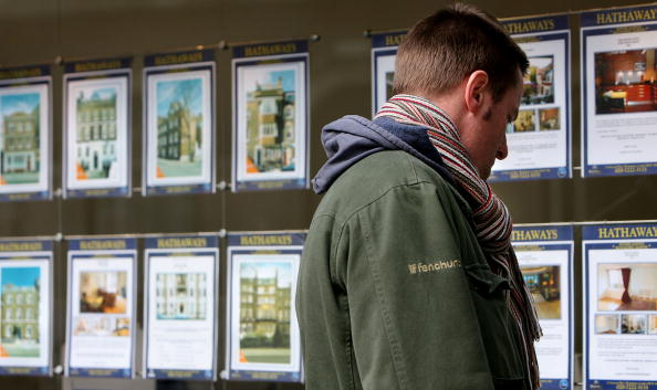 House「Halifax Announce Biggest Fall In House Prices Since September 1992」:写真・画像(18)[壁紙.com]