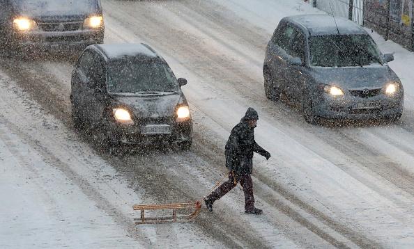 雪「Heavy Snows Hit Northern Germany」:写真・画像(17)[壁紙.com]