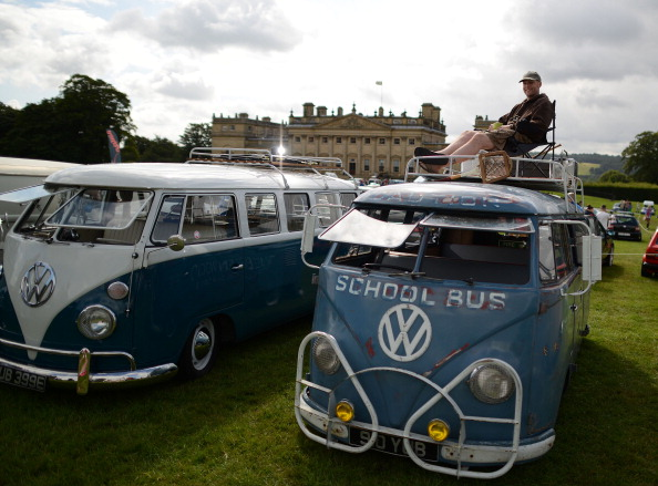School Bus「In Praise Of All Things VW At The Annual Festival」:写真・画像(10)[壁紙.com]