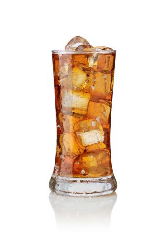 Lemon Soda「Glass full of ice tea」:スマホ壁紙(11)