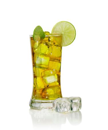 Lemon Soda「Glass full of ice tea」:スマホ壁紙(15)