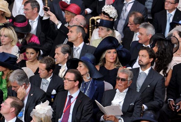 アンリ ルコント「Monaco Royal Wedding - The Religious Wedding Ceremony」:写真・画像(19)[壁紙.com]