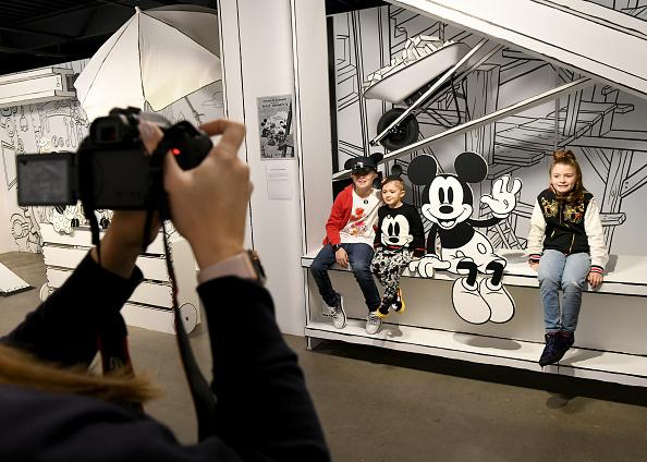 Mickey Mouse「Mickey: The True Original Exhibition」:写真・画像(19)[壁紙.com]
