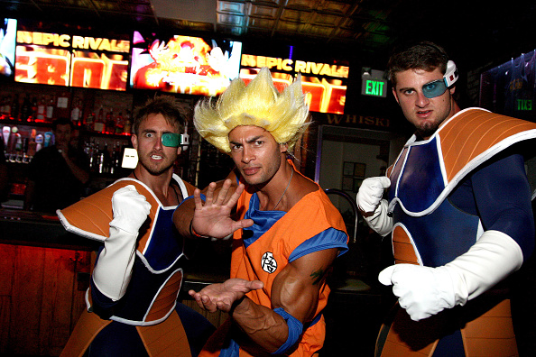 Dragon Con「Dragon Ball Z: Resurrection 'F' San Diego Comic Con Opening Night VIP Party - Comic-Con International 2015」:写真・画像(15)[壁紙.com]
