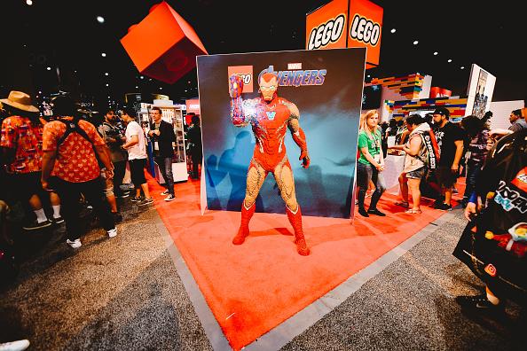 San Diego Convention Center「2019 Comic-Con International - Preview Night」:写真・画像(8)[壁紙.com]