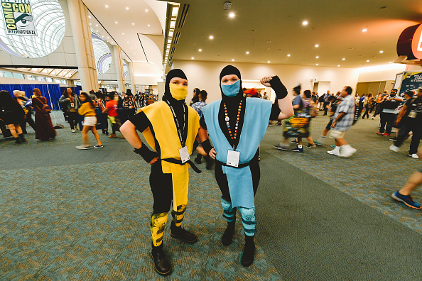 Comic con「2019 Comic-Con International - Preview Night」:写真・画像(10)[壁紙.com]