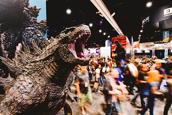 San Diego Convention Center「2019 Comic-Con International - Preview Night」:写真・画像(1)[壁紙.com]