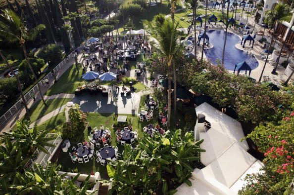 Wailea「Maui Film Festival Opening Night Twilight Reception」:写真・画像(3)[壁紙.com]