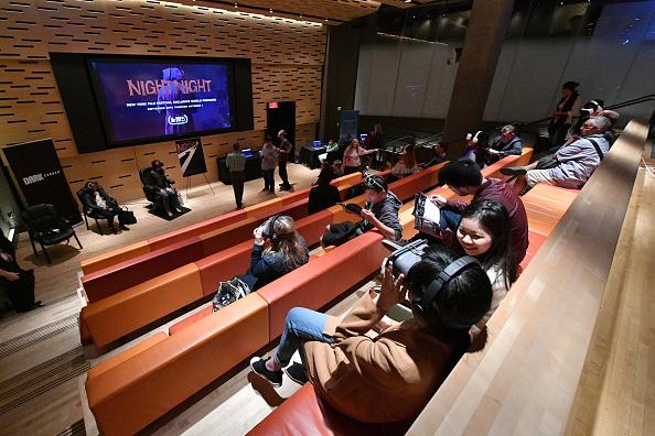 New York Film Festival「55th New York Film Festival - Convergence Experiences」:写真・画像(11)[壁紙.com]