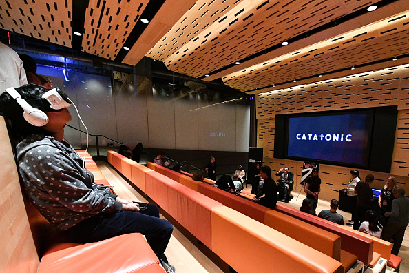 New York Film Festival「55th New York Film Festival - Convergence Experiences」:写真・画像(12)[壁紙.com]