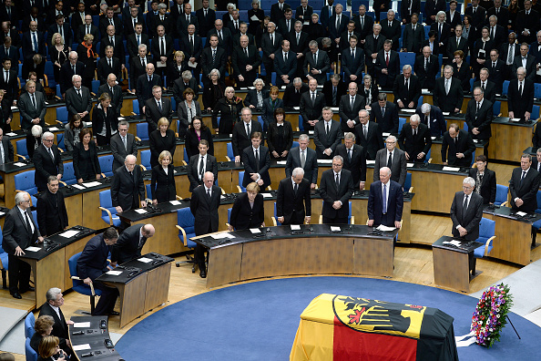 Guest「Memorial Ceremony For Hans-Dietrich Genscher」:写真・画像(0)[壁紙.com]