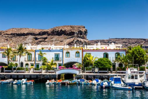 Canary「Grand Canary Puerto de Mogan」:スマホ壁紙(9)