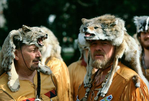 Animal Head「Pioneers at Sutters Fort, USA」:写真・画像(16)[壁紙.com]