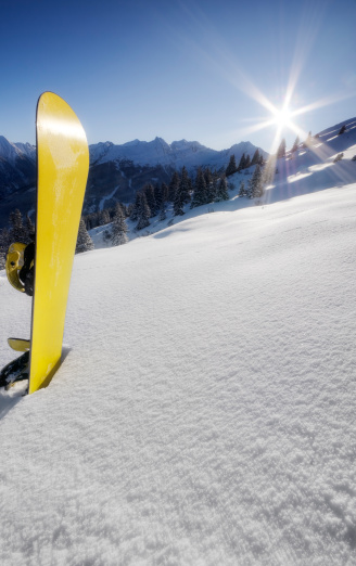 Bad Gastein「Perfect Snowboarding Conditions」:スマホ壁紙(19)