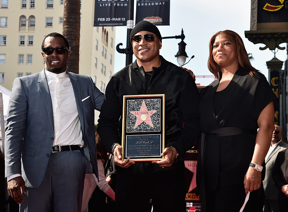 LL Cool J「LL Cool J Honored With Star On The Hollywood Walk Of Fame」:写真・画像(6)[壁紙.com]