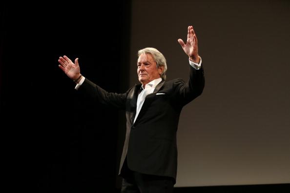 アラン・ドロン「Tribute To Alain Delon - The 66th Annual Cannes Film Festival」:写真・画像(19)[壁紙.com]