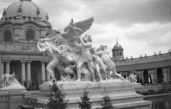 1900「Sculpture At Pan American Expo」:写真・画像(18)[壁紙.com]