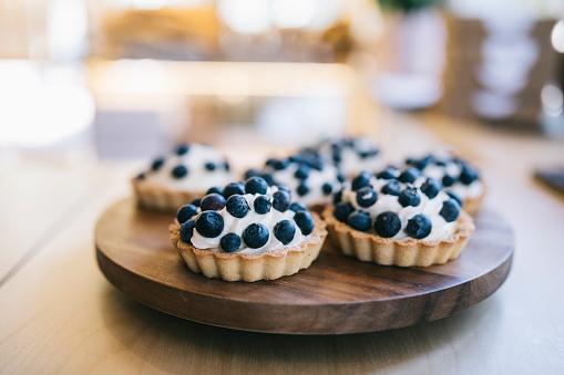 Bakery「Blueberry cake」:スマホ壁紙(3)