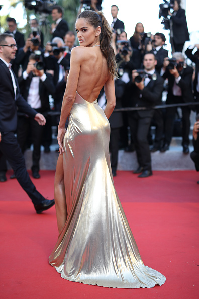 "Silk「""The Last Face"" - Red Carpet Arrivals - The 69th Annual Cannes Film Festival」:写真・画像(18)[壁紙.com]"