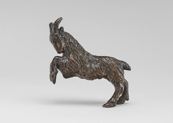 Metallic「A Goat. Creator: Andrea Briosco.」:写真・画像(15)[壁紙.com]