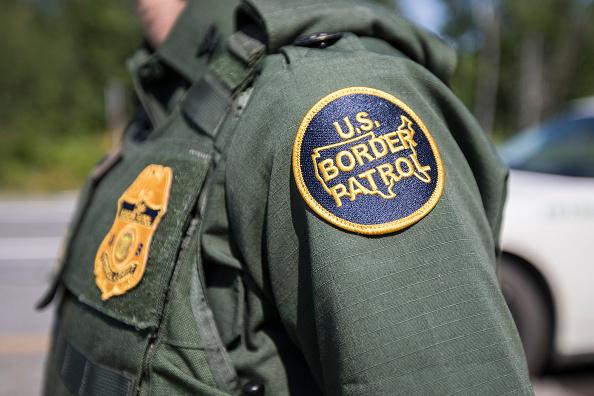 United States Border Patrol「Customs And Border Patrol Keep Watch At U.S.-Canada Border」:写真・画像(16)[壁紙.com]