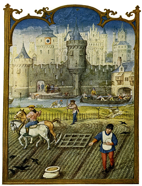 Medieval「Country life」:写真・画像(3)[壁紙.com]