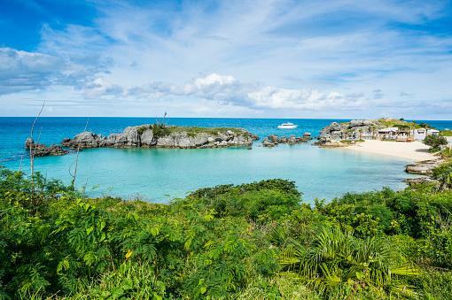 Atlantic Islands「Bermuda, St. George's, Tobacco bay」:スマホ壁紙(5)