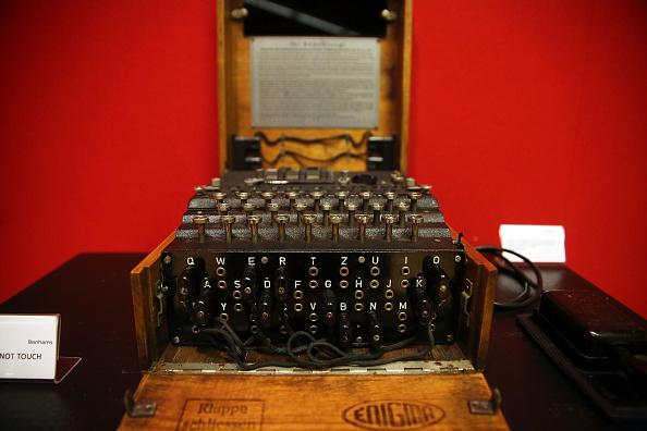 Machinery「Handwritten Alan Turing Manuscript To Be Auctioned At Bonham's」:写真・画像(4)[壁紙.com]