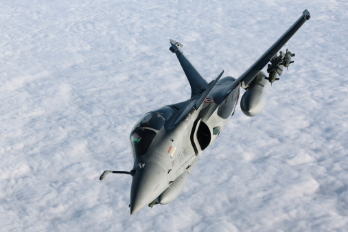 Explosive「Dassault Rafale B of the French Air Force.」:スマホ壁紙(19)