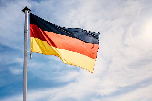 Pole「German flag」:スマホ壁紙(9)