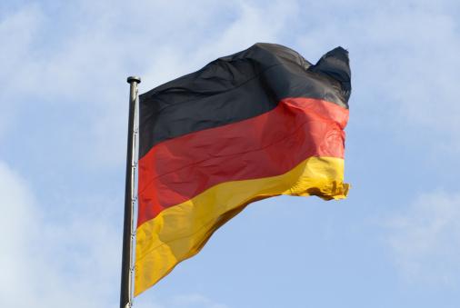 Historical Document「German Flag」:スマホ壁紙(19)