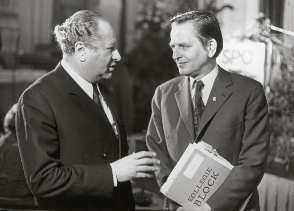 Swedish Culture「Bruno Kreisky and Olof Palme」:写真・画像(9)[壁紙.com]