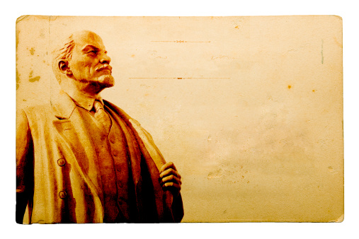Auto Post Production Filter「Old Postcard Series - Lenin」:スマホ壁紙(12)