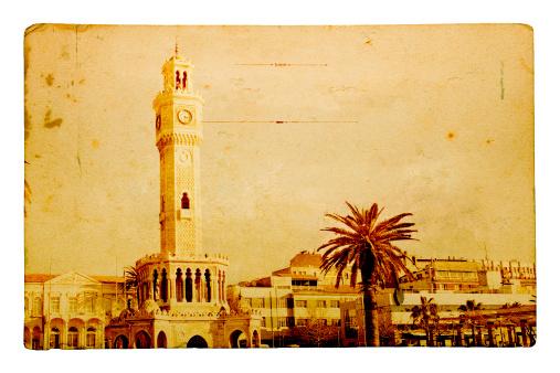 Izmir「Old Postcard Series - Izmir」:スマホ壁紙(19)