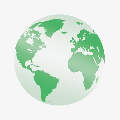 Global Village「Green globe」:スマホ壁紙(16)