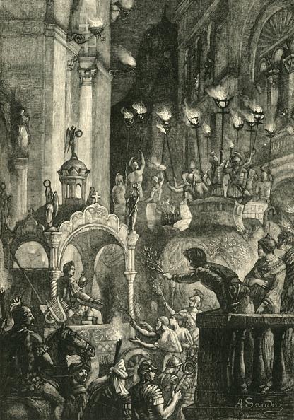 Empire「Triumph Of Heraclius At Constantinople」:写真・画像(16)[壁紙.com]
