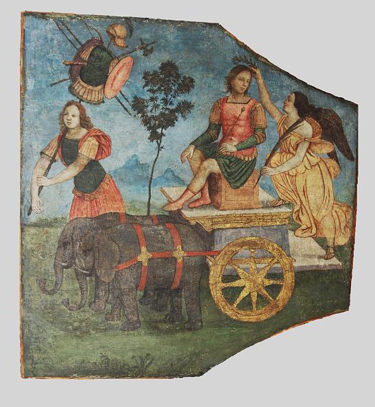Ceiling「Triumph Of Alexander」:写真・画像(17)[壁紙.com]