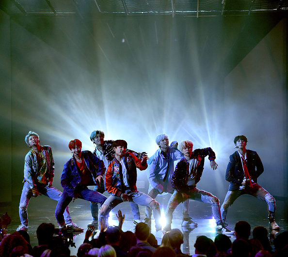 Bangtan Boys「2017 American Music Awards - Show」:写真・画像(4)[壁紙.com]