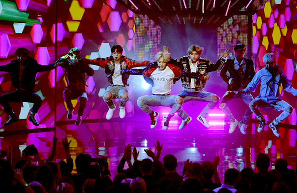 Bangtan Boys「2017 American Music Awards - Show」:写真・画像(1)[壁紙.com]