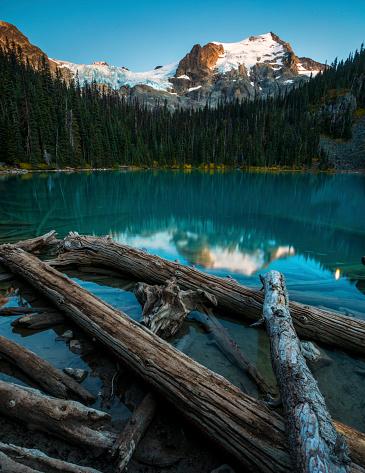 Pemberton「Scenery of Joffre Lake, Duffy Lake Provincial Park, Pemberton, British Columbia, Canada」:スマホ壁紙(8)