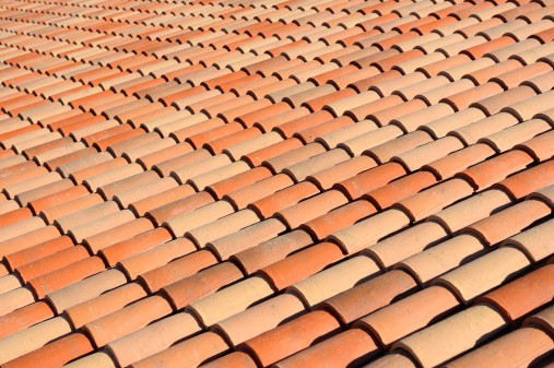 Arch - Architectural Feature「Roof Tile Pattern」:スマホ壁紙(5)