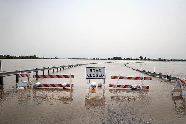 Built Structure「Midwest Rivers Reach Major Flood Stage At Historic Levels」:写真・画像(8)[壁紙.com]