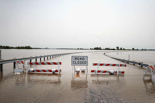 Built Structure「Midwest Rivers Reach Major Flood Stage At Historic Levels」:写真・画像(10)[壁紙.com]